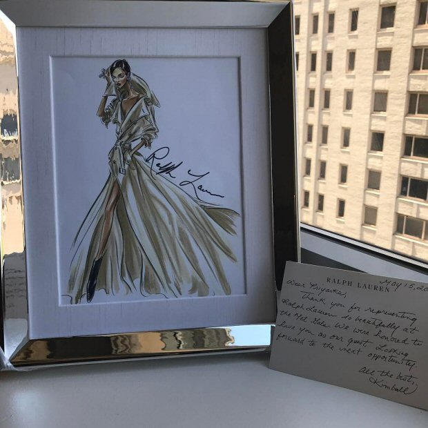 WOW! This is the gift that bikini babe Priyanka Chopra received from Ralph Lauren and she can't stop thanking them