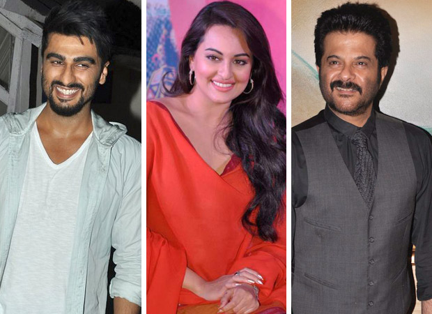 Arjun Kapoor and Sonakshi Sinha to share judging panel along with Anil Kapoor for Nach Baliye