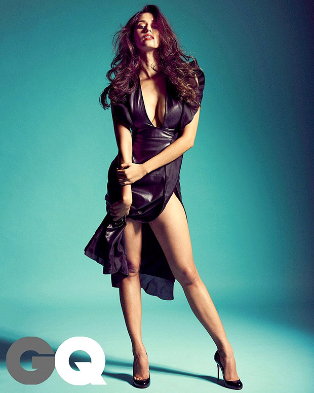 HOTNESS Disha Patani sets screens on fire in this bold avatar for GQ India-2
