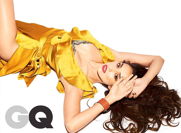 HOTNESS Disha Patani sets screens on fire in this bold avatar for GQ India-4