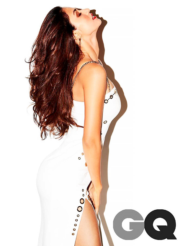HOTNESS Disha sets screens on fire in this bold avatar for GQ India-3