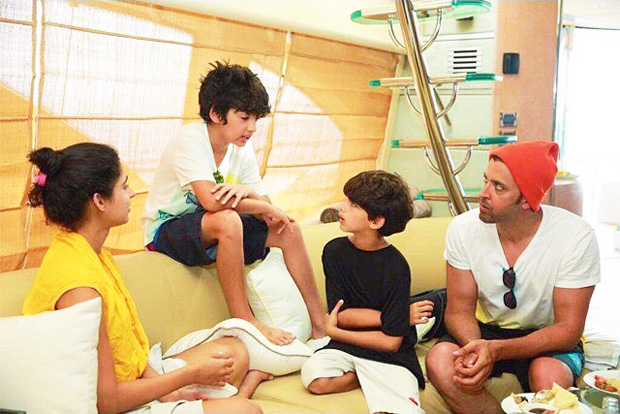 Hrithik Roshan has some advice for parents and here's what it is features