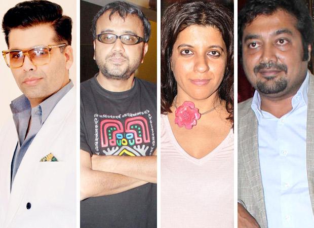 WOW! Karan Johar, Dibakar Banerjee, Anurag Kashyap and Zoya Akhtar come together for THIS project! Read the details here!
