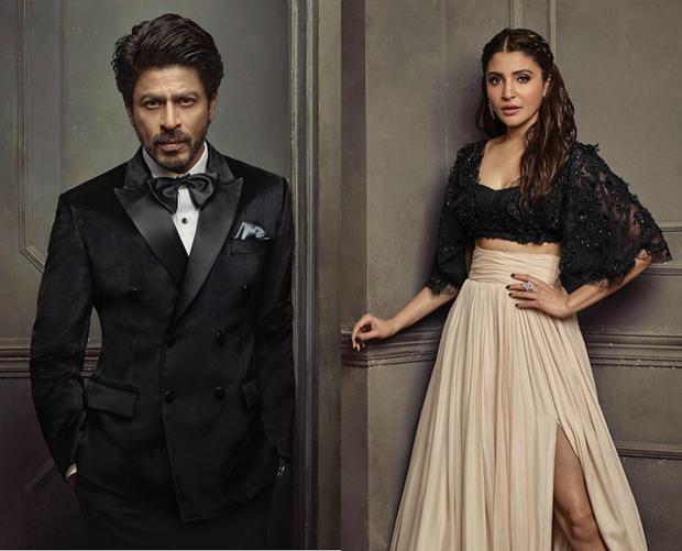 Shah Rukh Khan and Anushka Sharma look stunning in this latest photoshoot-1