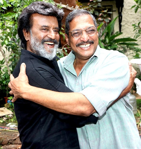 These photos of legends Rajinikanth and Nana Patekar hugging each other are breaking the Internet-1