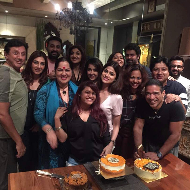 This is how the YUMMY MUMMY Shilpa Shetty celebrated her birthday!-1