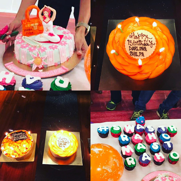 This is how the YUMMY MUMMY Shilpa Shetty celebrated her birthday!-2