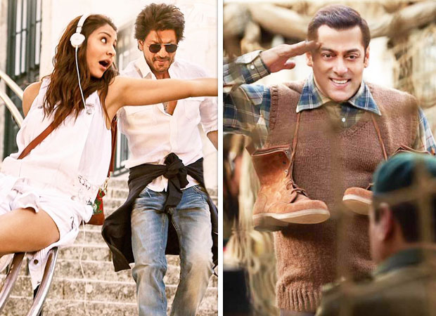 Trailer of Shah Rukh Khan- Anushka Sharma's Jab Harry Met Sejal to be attached with Salman Khan's Tubelight
