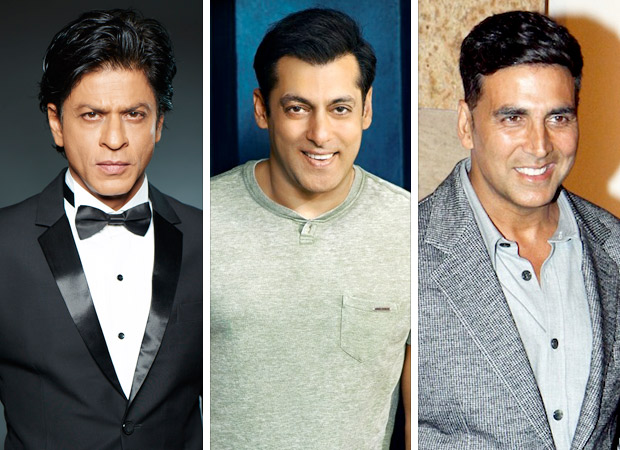 WOW! Shah Rukh Khan, Salman Khan and Akshay Kumar make it to the World's 100 Highest-Paid Celebrities Forbes list