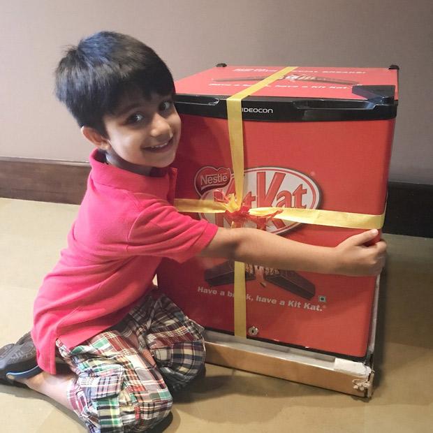 how KitKat made Shilpa Shetty-1