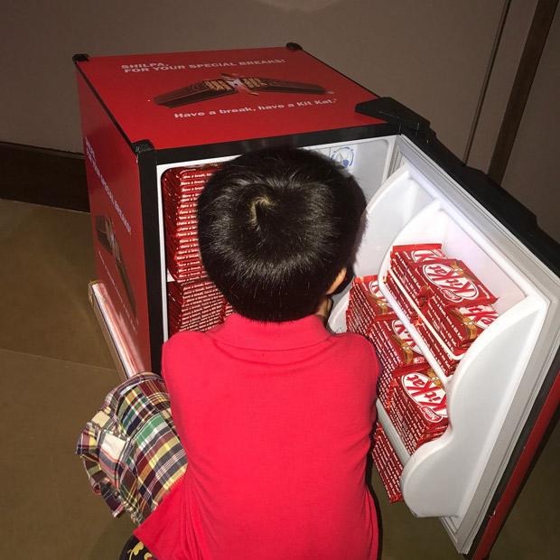 how KitKat made Shilpa Shetty4