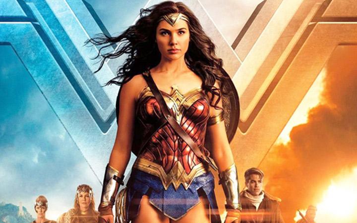 movie review Wonder Woman-1