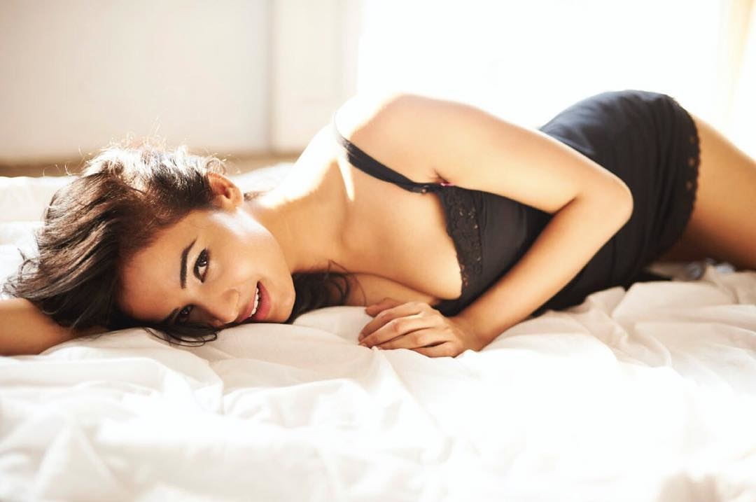 Sleeping Beauty: Sonal Chauhan's no makeup – no filter look is simply stunning