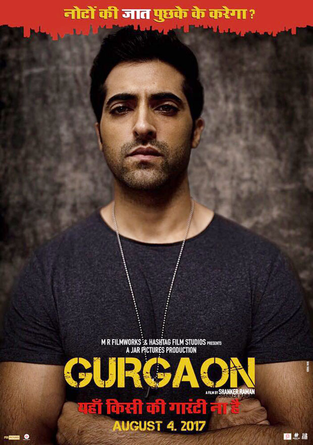 Akshay Oberoi's look in Gurgaon is out and it's MEAN