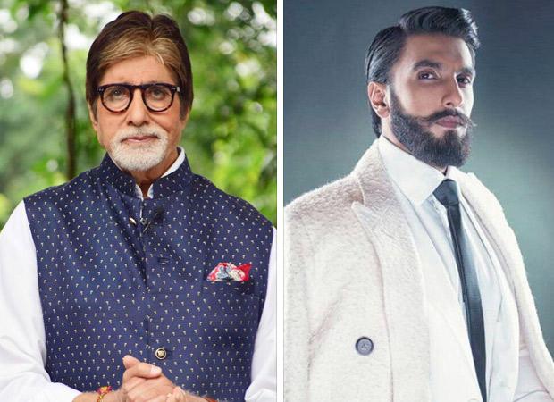 Amitabh Bachchan went full Baghban on Ranveer Singh