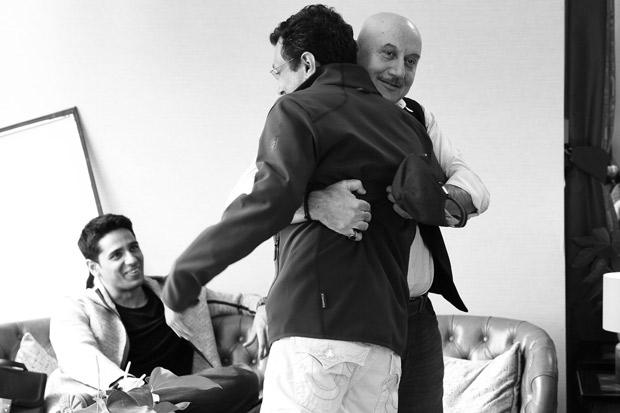 Anupam Kher joins Sidharth Malhotra and Manoj Bajpayee for Aiyaary-2