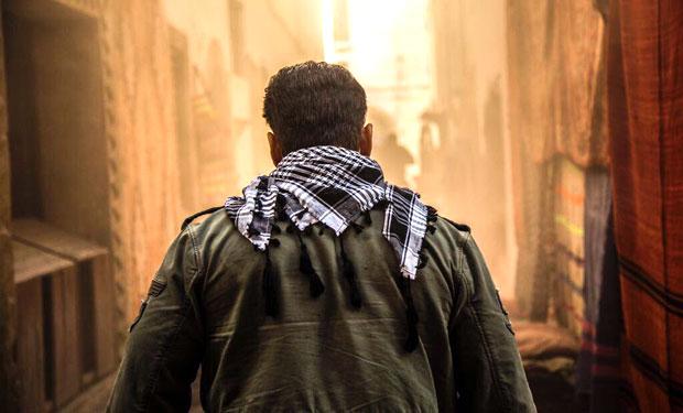 Check out Ali Abbas Zafar gives the new glimpse of Salman Khan's look during Morocco shoot of Tiger Zinda Hai-1