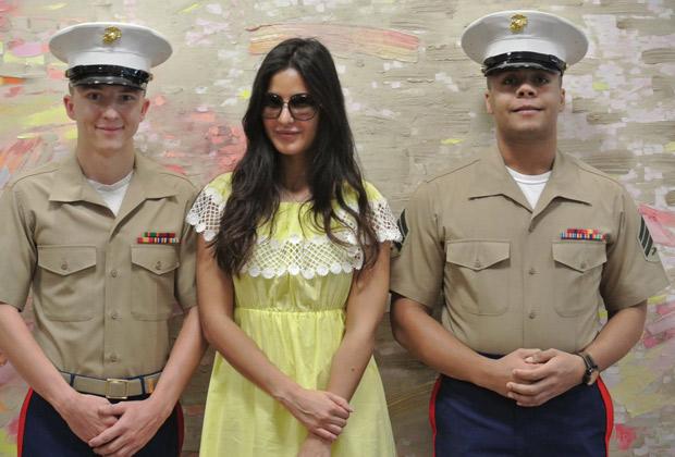 Check out Salman Khan and Katrina Kaif visit the US Consulate in Mumbai (2)