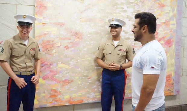 Check out Salman Khan and Katrina Kaif visit the US Consulate in Mumbai (3)