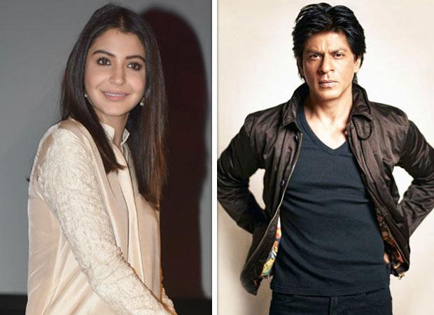 """I felt very comfortable in Shah Rukh Khan's presence"" – Anushka Sharma"