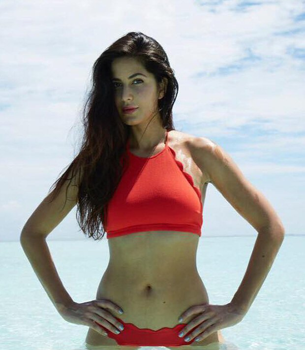 HOTNESS ALERT! This picture of Katrina Kaif in a sexy red bikini will break the internet
