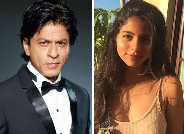 Here's what Shah Rukh Khan has to say about his daughter Suhana Khan being mobbed by paparazzi
