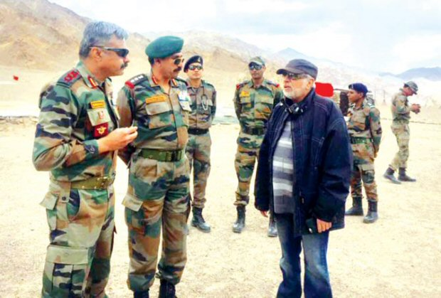 J.P.Dutta ropes in real life Indian Army officials to play key roles in Paltan