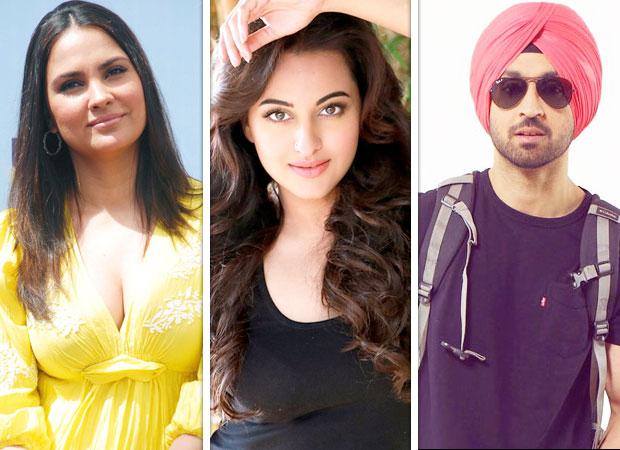 Lara Dutta joins Sonakshi Sinha and Diljit Dosanjh in Vashu Bhagnani's next