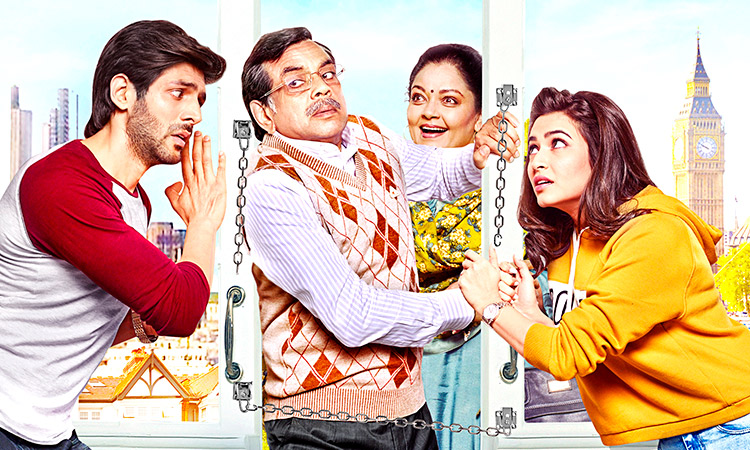 Movie Review Guest Iin London review