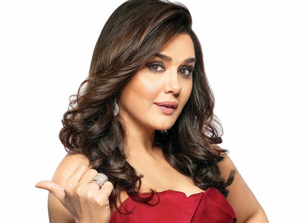 Preity Zinta takes Kavach initiative to Pune News