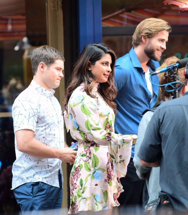 Priyanka Chopra resumes shooting for1