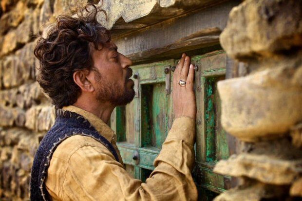 REVEALED This is how Irrfan Khan looks in the role of a camel trader in The Song of Scorpions