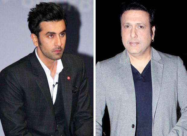 Ranbir Kapoor apologises to Govinda for chopping his role in Jagga Jasoos