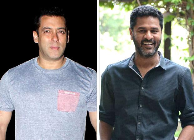 Salman Khan asks Prabhu Dheva to direct Dabangg 3