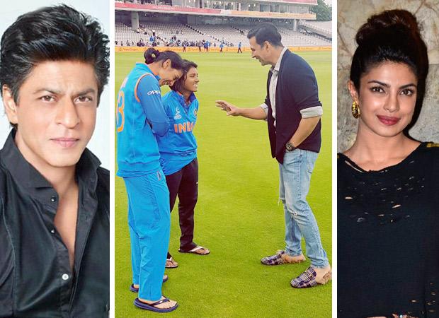 Shah Rukh Khan, Akshay Kumar, Anushka Sharma, Priyanka Chopra, Shahid Kapoor and others cheer up Indian's women's cricket team post their loss