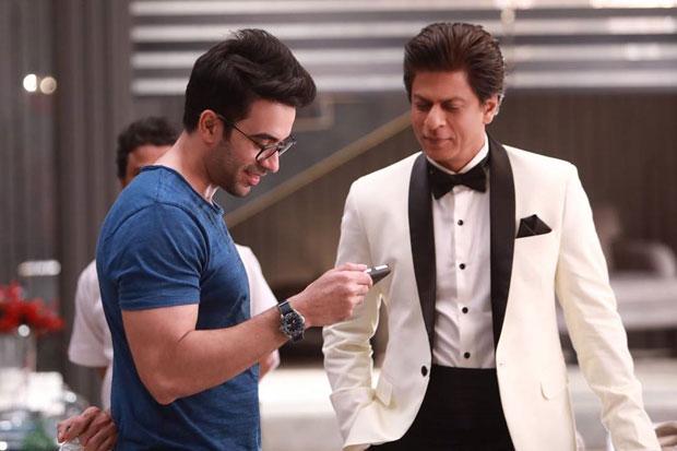 Shah Rukh Khan and his wife Gauri Khan shoot for D'Decor-1