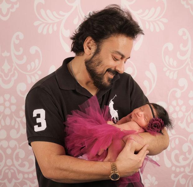 These images of Adnan Sami's daughter Medina Sami Khan are simply adorable-3