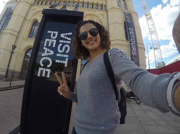Travel Diaries Taapsee Pannu is giving us vacation goals while on holiday in Oslo (3)