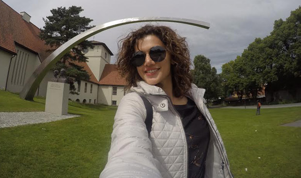 Travel Diaries Taapsee Pannu is giving us vacation goals while on holiday in Oslo (4)