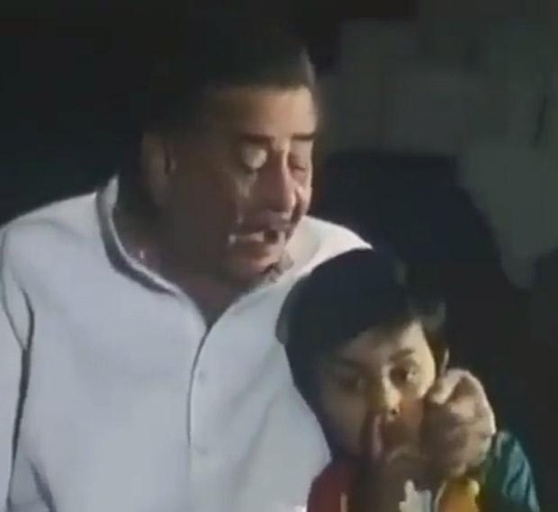 WATCH Grandfather Raj Kapoor sings 'Awara Hoon' to toddler Ranbir Kapoor in this old video