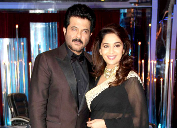 WHAT Here's how Anil Kapoor covered up for Madhuri Dixit