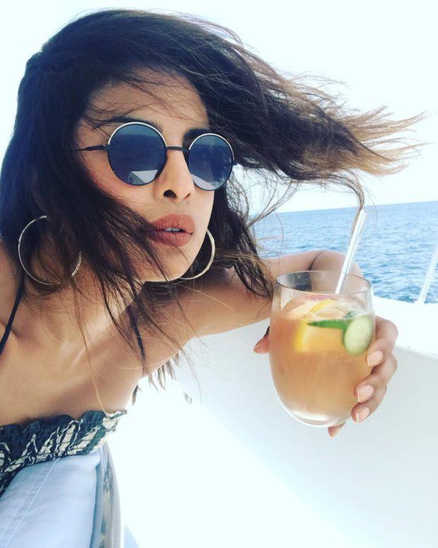 priyanka yacht