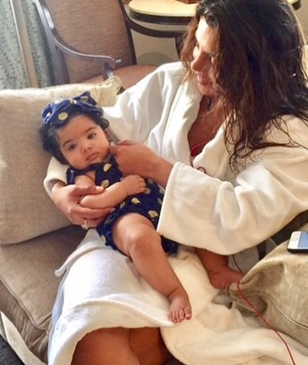 Check out Priyanka Chopra has an aunt-niece day and it's pretty adorable