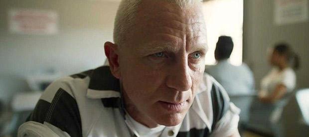 Daniel Craig plays an explosive expert in heist comedy Logan Lucky2