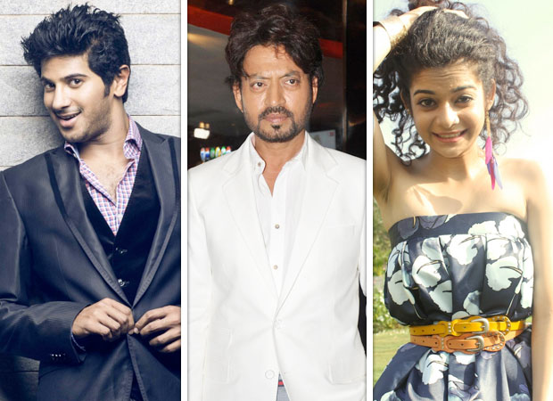 Dulquer Salmaan to debut in Bollywood with Irrfan Khan and Mithila Palkar news