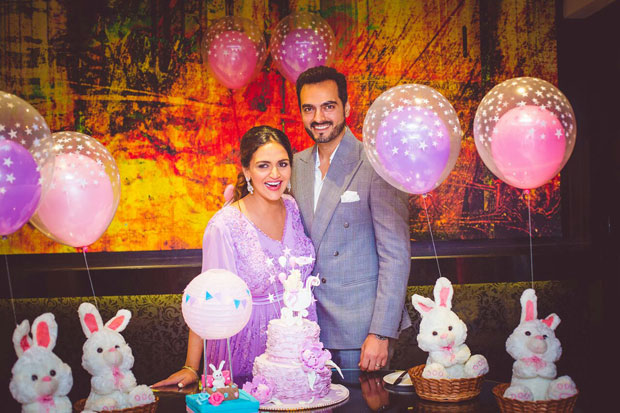 Esha Deol! Sister Ahana Deol plans a baby shower for her sister and here are the details-1