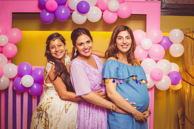 Esha Deol! Sister Ahana Deol plans a baby shower for her sister and here are the details-3