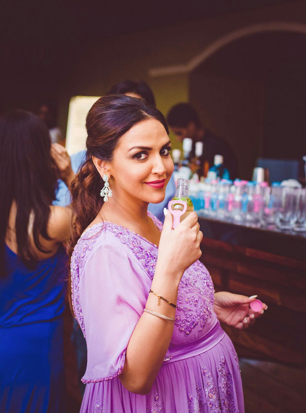Esha Deol! Sister Ahana Deol plans a baby shower for her sister and here are the details-6