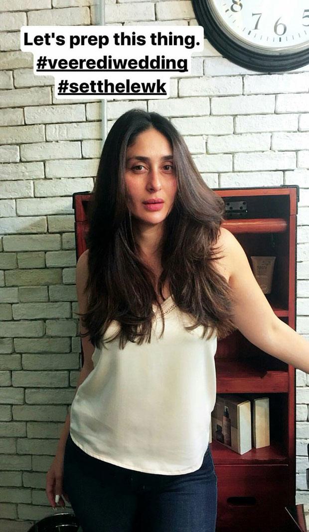 Fresh Look! Kareena Kapoor Khan goes through a transformation for Veere Di Wedding-2