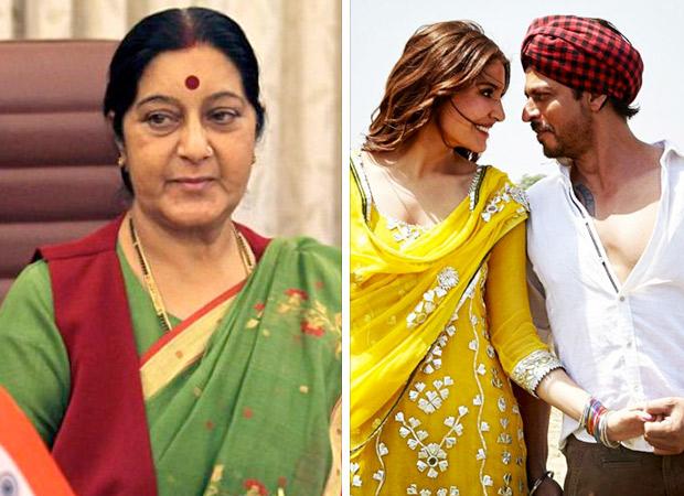 LOL Viewer tweets to Sushma Swaraj to 'RESCUE' him from Jab Harry Met Sejal screening